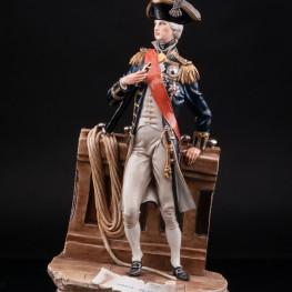 Адмирал Горацио Нельсон, Bruno Merli, Италия, сер. 20 в